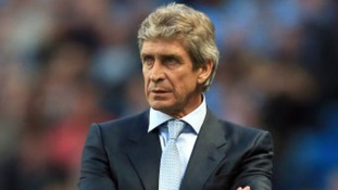 Pellegrini calm over Kompany blow