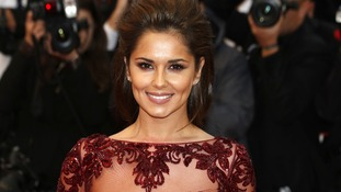 Cheryl Cole's new rose tattoo gets mixed reviews