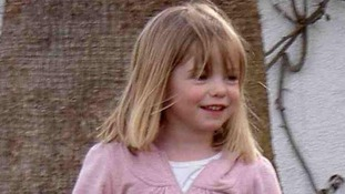 A photo of Madeleine McCann taken in Portugal shortly before she went missing