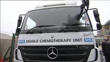 Mobile chemo unit