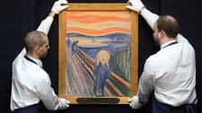 Edvard Munch's painting The Scream