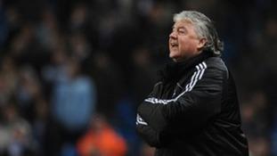 Newcastle United director Joe Kinnear rejects talk of bust ups with Alan Pardew