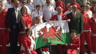 Welsh athletes head to Bath for Special Olympics