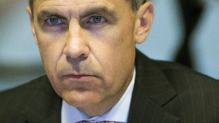 Bank of England governor Mark Carney will make a speech in Nottingham later today.