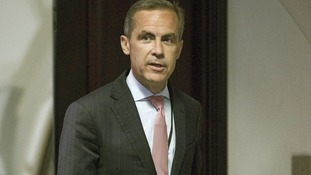 Bank of England governor Mark Carney will address regional business leaders in Nottingham today.