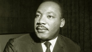 Thousands mark 50 years since Martin Luther King outlined his dream