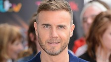 Gary Barlow offered to step in after The Script were forced to pull out of the concert.