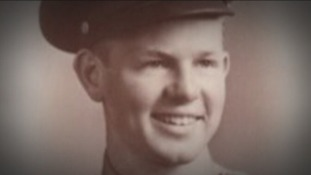 WWII pilot laid to rest