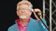Rolf Harris is facing 13 charges.