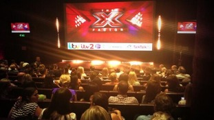 The X Factor launch.