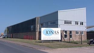 Jonas Seafoods.