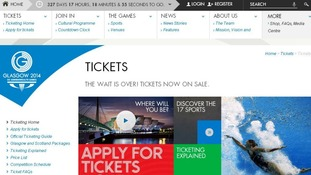 The Glasgow 2014 Commonwealth Games website.