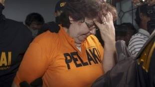 Lindsay Sandiford was sentenced to death in January.