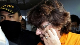 British grandmother Lindsay Sandiford received the death sentence.