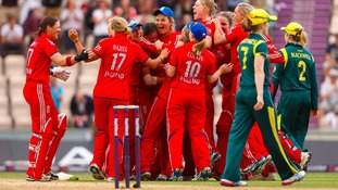 England women cricket
