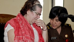 Lindsay Sandiford's hopes of release narrow after appeal rejection