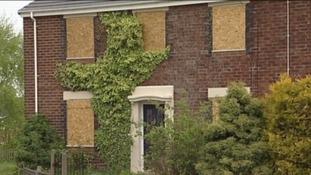 Pamela Jackson's Chester-le-Street home.