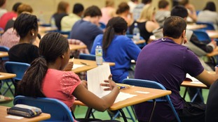 Students will have to keep studying English and maths GCSEs until they make the grade