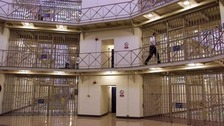 HMP Manchester's single cells are overcrowded, new data shows