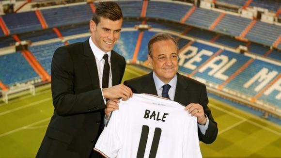 Gareth Bale Real Madrid Signing