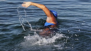US swimmer Diana Nyad is making her fifth attempt at swimming from Cuba to Florida without a shark cage.