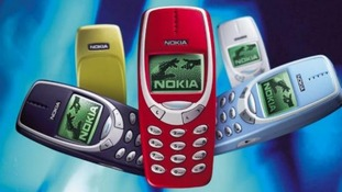 Nokia mobile phones through the years