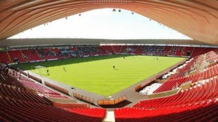 Darlington's stadium