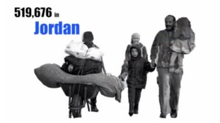 519,676 in Jordan