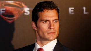 Man of Steel star Henry Cavill stars as Napoleon Solo.