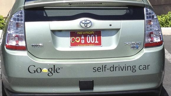 Carro de auto-condução Google