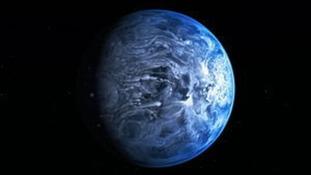 Planet - HD 189733b