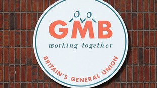 General View of the North West Regional Offices of the GMB union in Liverpool.