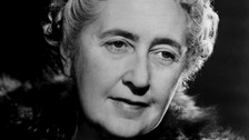 Agatha Christie died in 1976, she wrote classics such as Death on the Nile and Murder on the Orient Express.