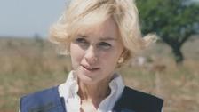 Naomi Watts as Princess Diana.