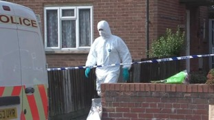 Police investigate suspected murder of woman in Colchester.
