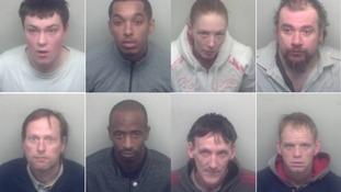 Kent, Medway, drugs