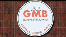 The GMB union announced it is cutting its funding to the Labour Party from £1.2 million to £150,000.