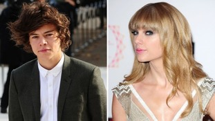 One Direction's Harry Styles has been romantically associated with Taylor Swift