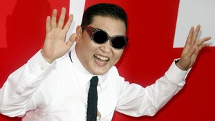 South Korea artist Psy broke the record for most YouTube views in a day