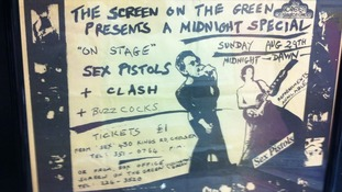 Early clash flier