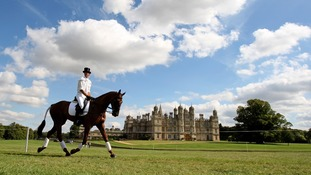Burghley Horse Trials, Burghley.