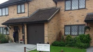 Privet Drive, where Harry grew up