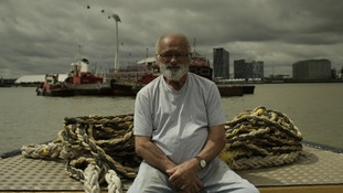 Waterman Peter Duggan is considered by many to be the Godfather of the river