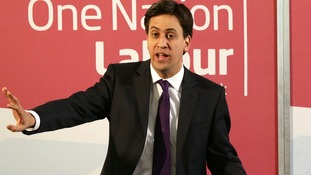 Labour leader Ed Miliband pictured in July.