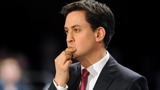 Labour leader Ed Miliband.