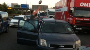Rugby on the M25
