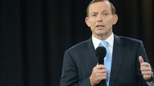 Tony Abbott voted new Australia Prime Minister.