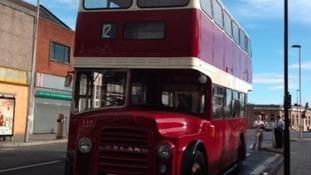 1960's bus