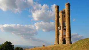 Broadway Tower, on Broadway Hill, Worcestershire