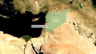 Zamalka is a rebel held suburb of Damascus.